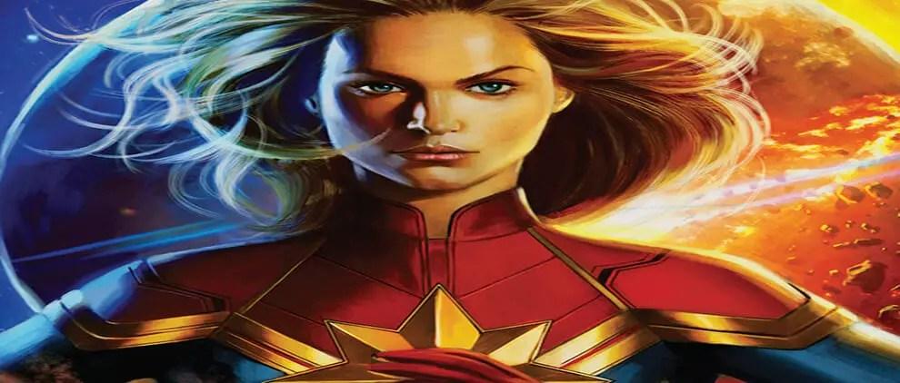 Captain Marvel #22 Review