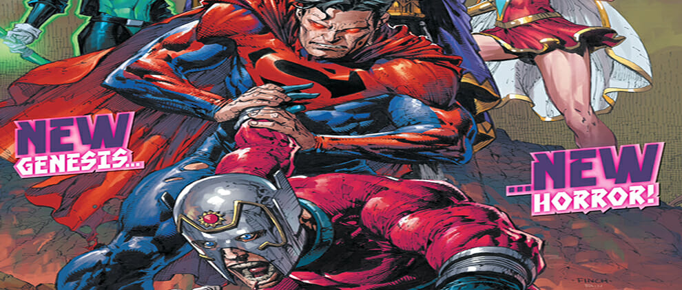 DCeased: Dead Planet #4 Review