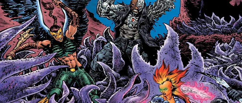 Justice League #54 Review