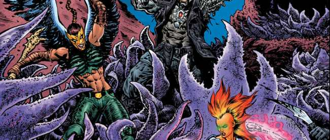 Justice League #54