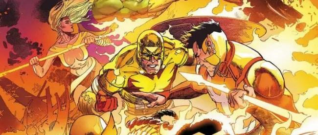 Avengers #42 Cover