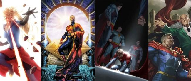 Future State Superman Family February 2020