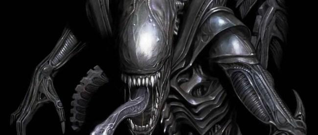 Alien #1 Cover