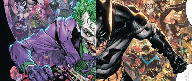 Batman #100 Joker War
