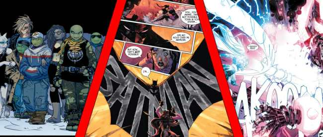 Best Comic Book Storylines 2020