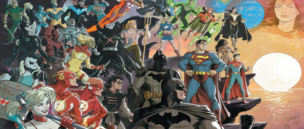 How Infinite Frontier Creates The Foundation For DC Comics