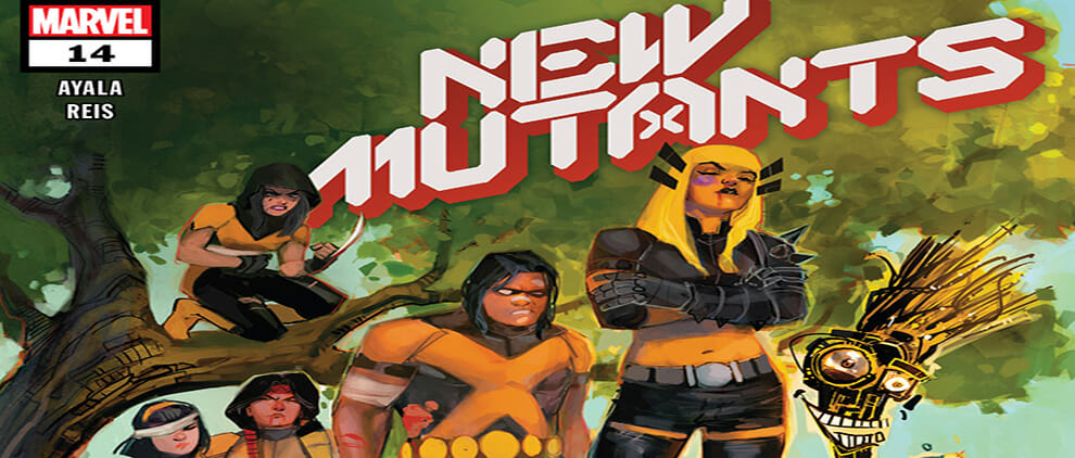 New Mutants #14 Review