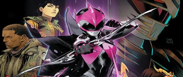 Power Rangers Ranger Slayer #1 Cover