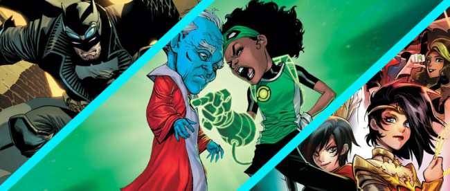 DC Comics April Solicitations 2021