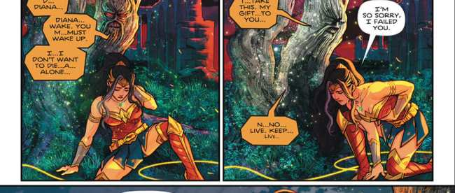 Future State: Immortal Wonder Woman #1 Review