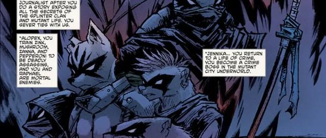 Teenage Mutant Ninja Turtles #113 Review