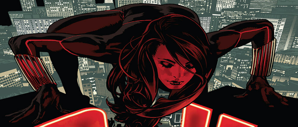 Black Widow #5 Review