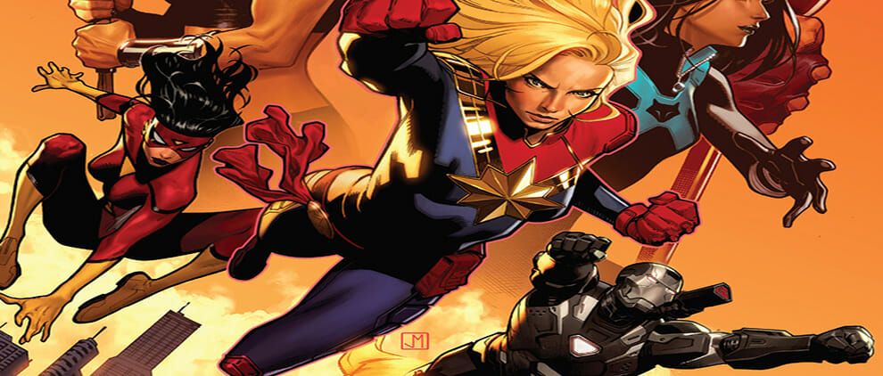 Captain Marvel #26 Review
