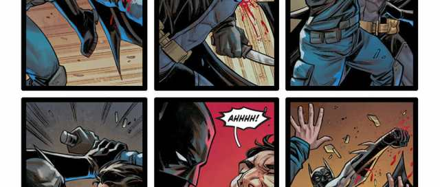Future State: The Next Batman #4 Review