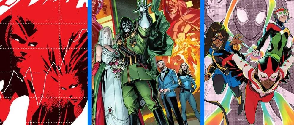 Marvel Comics May 2021 Solicitation Analysis
