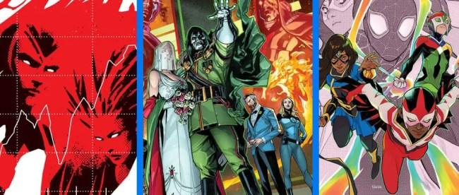 Marvel May 2021 Solicitations