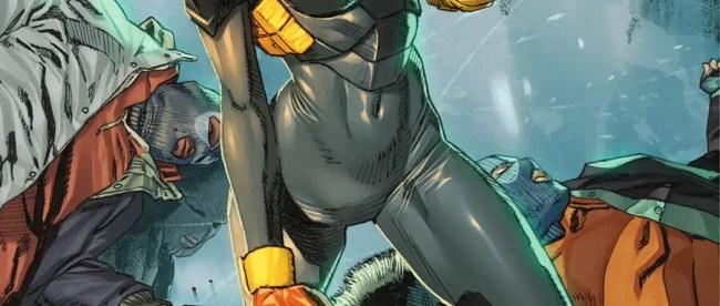 Batman/Catwoman #4 Review