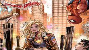Captain Marvel #27 Review