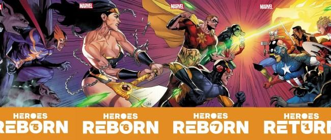 Heroes Reborn & Heroes Return