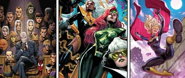 Marvel June 2021 Solicitations