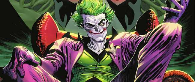 The Joker #1 Review