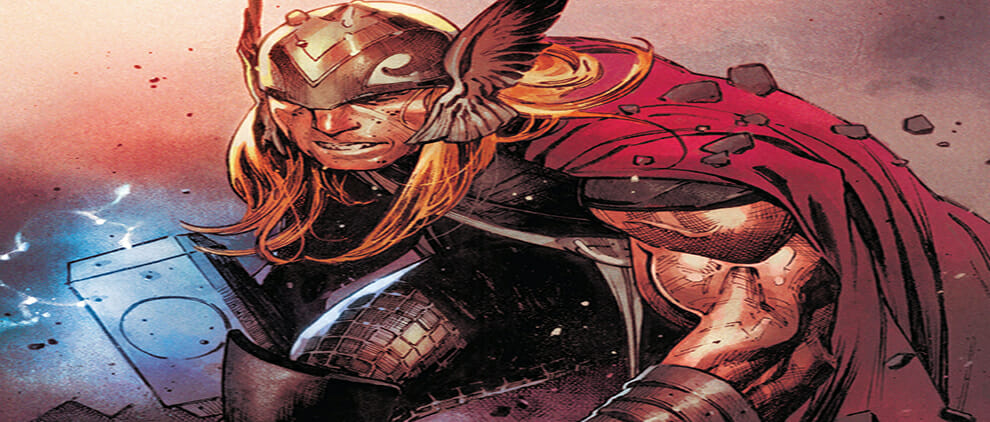 Thor #13 Review