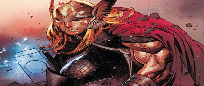 Thor #13 Prey Part 5 Review