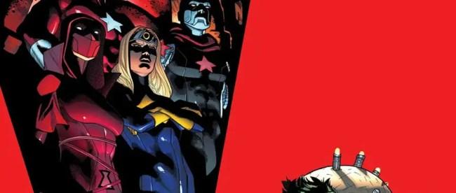 Avengers #46 Cover
