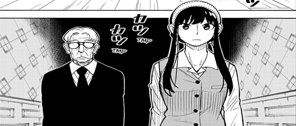 Spy x Family Chapter 44 Review
