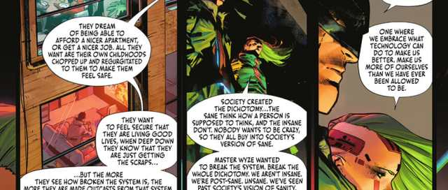 Batman #108 Review
