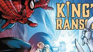 Giant-Size Amazing Spider-Man: King's Ransom #1 Review