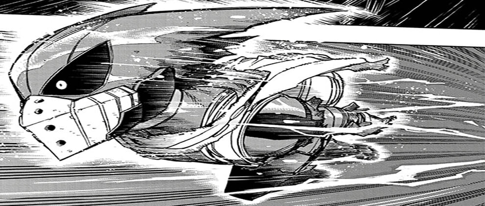 My Hero Academia Chapter 313 Review