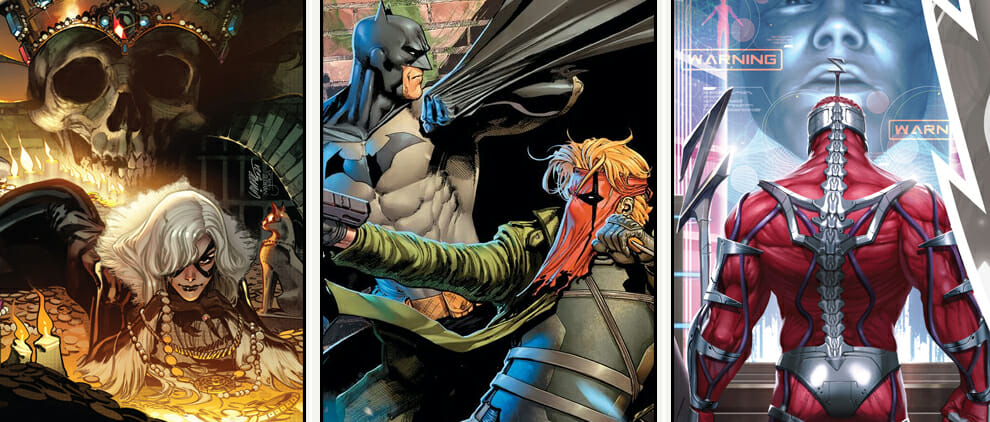 Monday Morning Comic Book Reviews: Week Of 5/12/21