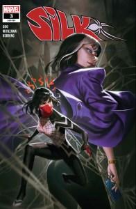 Silk #3 Cover