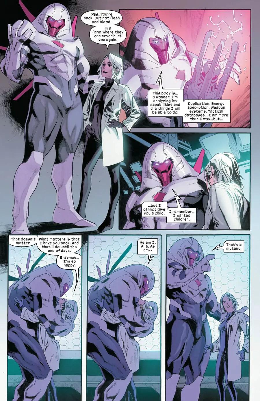"X-Men #20 ""Lost Love"" Review - Comic Book Revolution"