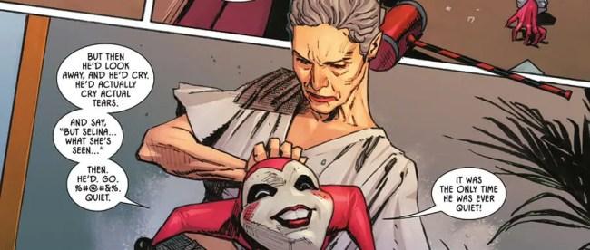 Batman/Catwoman #5 Review