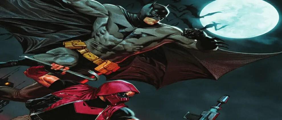 Batman: Urban Legends #4 Review
