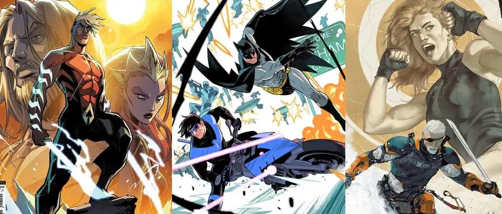 DC Comics September 2021 Solicitation Analysis