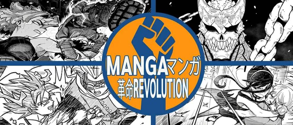 Manga Revolution Podcast Ep. 2: May 2021 Manga Reviews