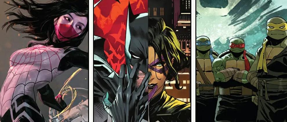 Monday Morning Comic Book Reviews: Week Of 6/23/21