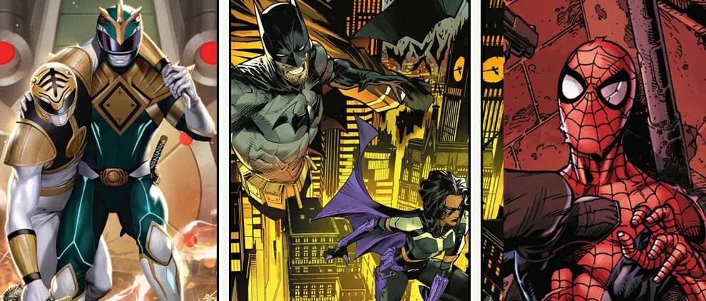 Monday Morning Comic Book Reviews: Week Of 6/9/21
