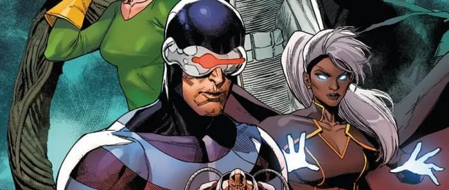X-Men #21 Cover
