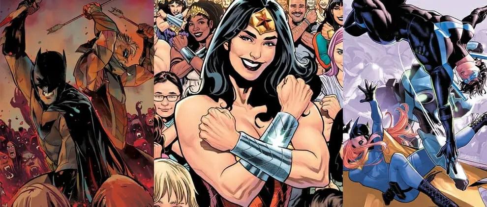 DC Comics October 2021 Solicitation Analysis