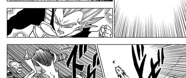 Dragon Ball Super Chapter 74