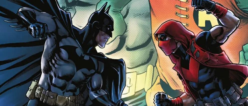 Batman: Urban Legends #6 Review