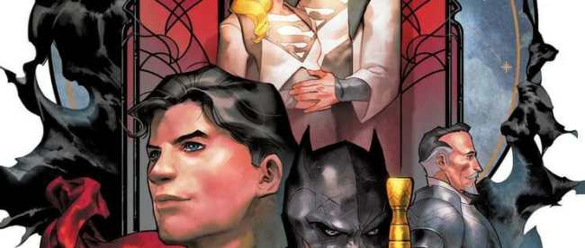 Dark Knights Of Steel #1 Cover
