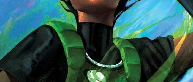Green Lantern #8 Cover