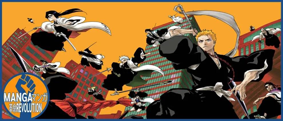 Manga Revolution Podcast Ep. 7: Bleach: Special One-Shot Review