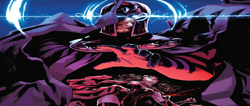 X-Men: The Trial Of Magneto #1 Review