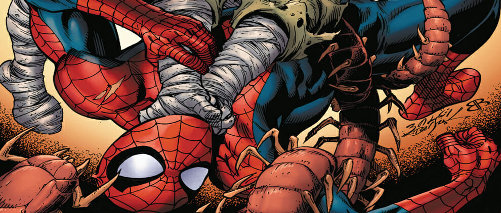 Amazing Spider-Man #73 Review